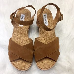 Steve Madden Senoma Platform Sandal 7